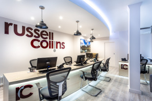Russell Collins, Ealing - Salesbranch details