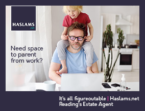 Get brand editions for Haslams Estate Agents, Reading