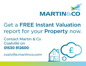 Get brand editions for Martin & Co, Coalville