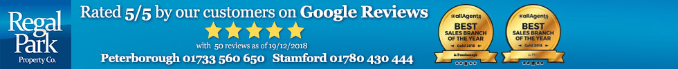 Get brand editions for Regal Park, Peterborough