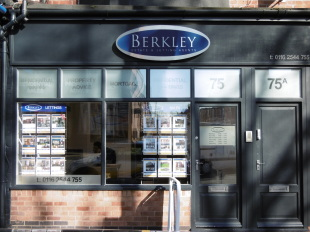 Berkley Estate & Letting Agents, Leicester - Lettingsbranch details