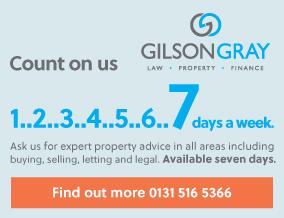Get brand editions for Gilson Gray LLP, Edinburgh