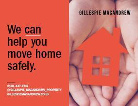 Get brand editions for Gillespie MacAndrew, Edinburgh