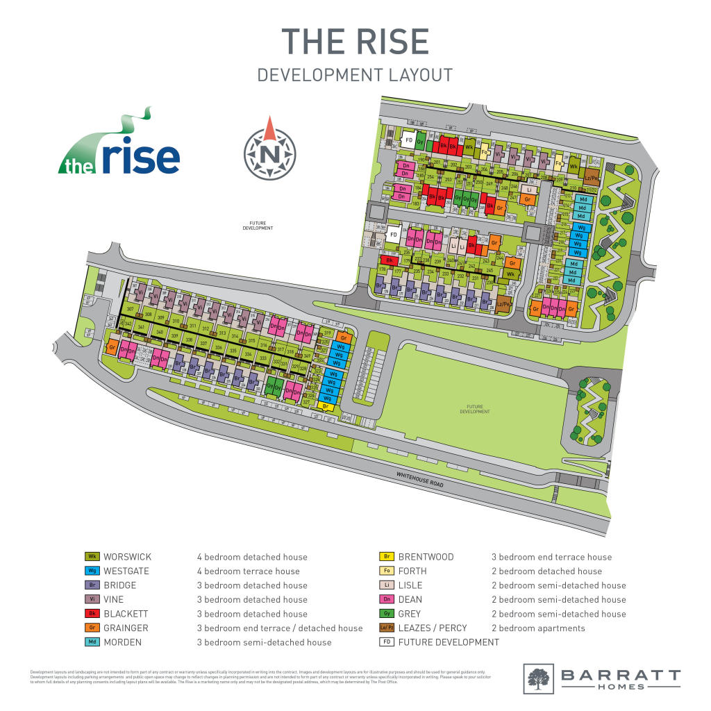 Apt Websites: The Rise New Homes Development By Barratt Homes