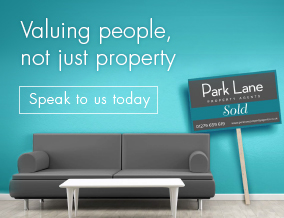 Get brand editions for Park Lane Property Agents, Bishops Stortford