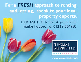 Get brand editions for Thomas Merrifield, Abingdon- lettings
