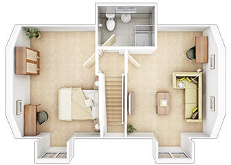 The-Wilton-PB52-3D-Second-Floorplan-Dragonfly-Meadow