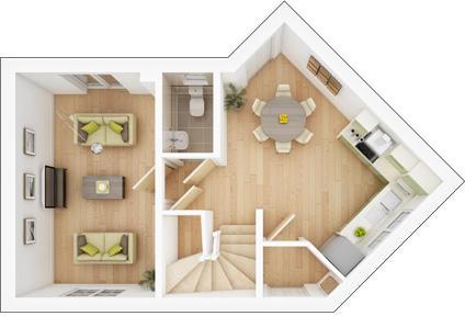The-Rosedale-3D-Ground-Floorplan-Dragonfly-Meadow