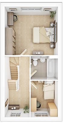 The-Ashbury-PC30-3D-First-Floorplan-Dragonfly-Meadow