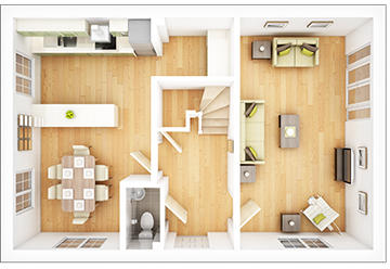 The-Kentdale-PT42-3D-Ground-Floorplan-Dragonfly-Meadow