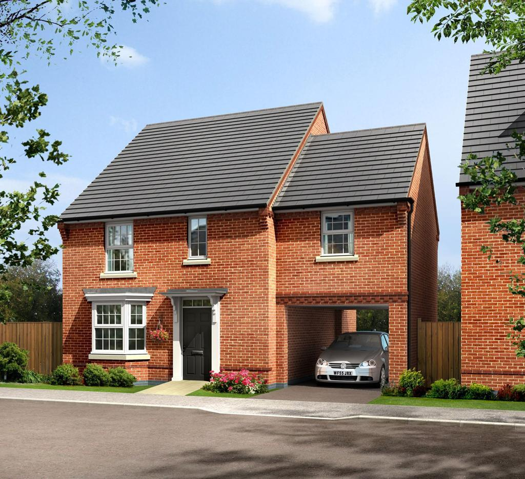 4 Bedroom Detached House For Sale 44266911: 4 Bedroom Detached House For Sale In Harris Close