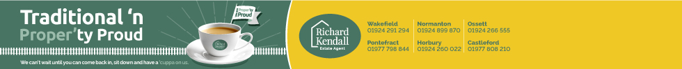 Get brand editions for Richard Kendall, Pontefract & Castleford - Sales