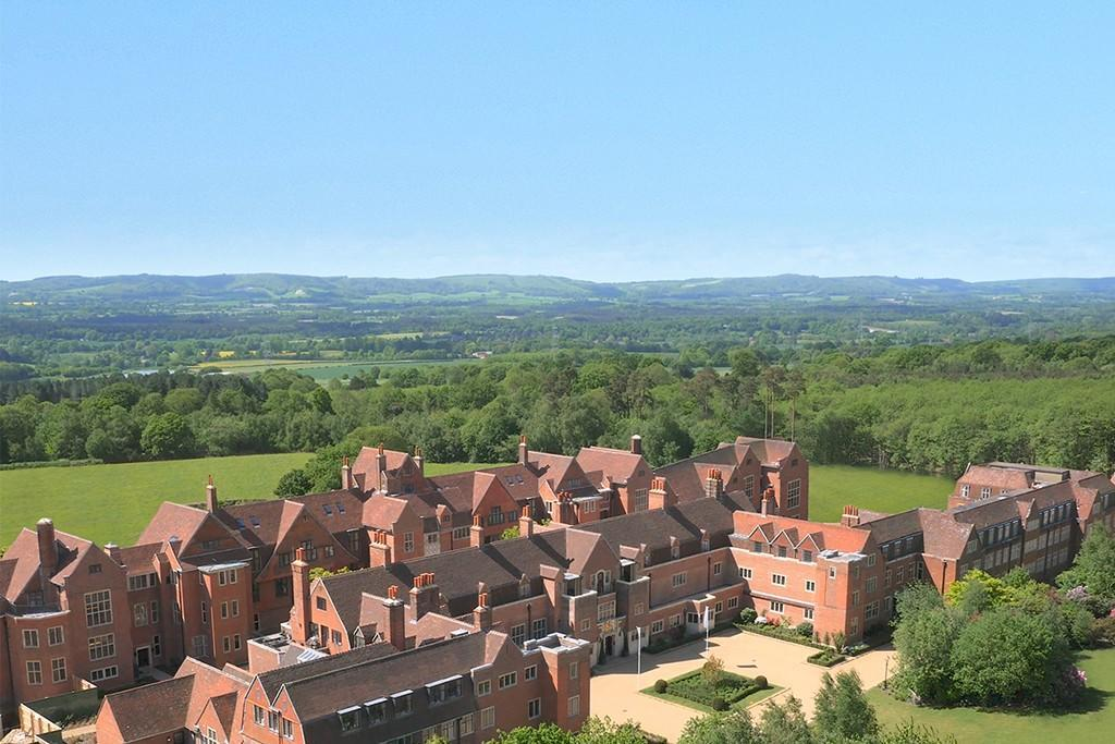 City and Country,Sussex Heritage Trust,King Edward VII Estate,Aerial