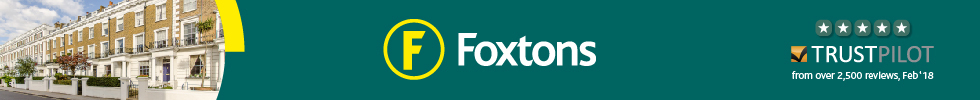 Get brand editions for Foxtons, Tooting