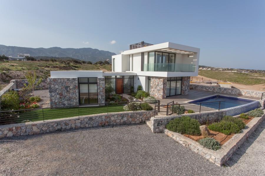 new development in Bahceli, Northern Cyprus