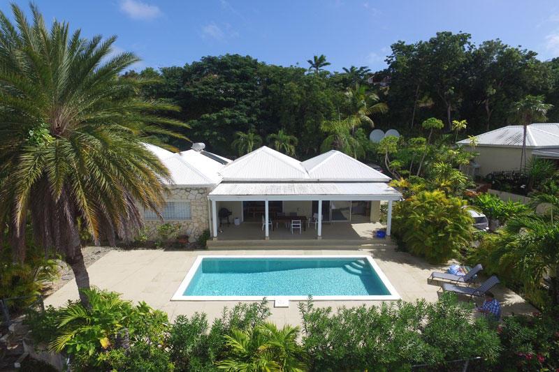 Detached Villa for sale in Dickenson Bay