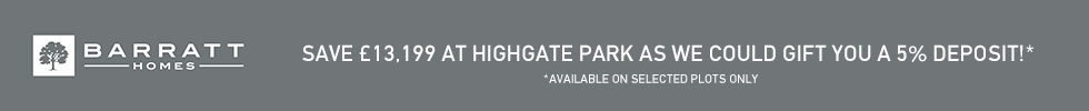 Get brand editions for Barratt Homes, Highgate Park