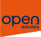 Open Estates, Radlett branch logo