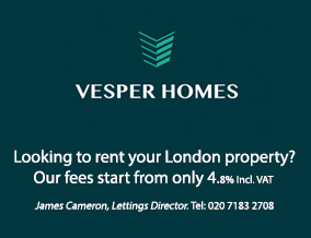 Get brand editions for Vesper Homes, London