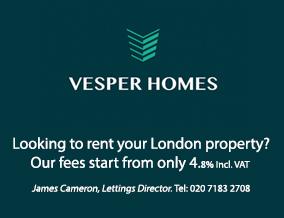 Get brand editions for Vesper Homes, London