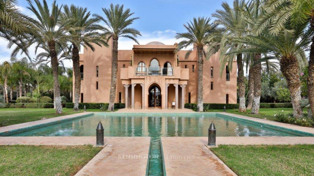 Villa in Marrakesh (Palmeraie)...