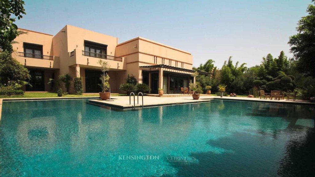 4 bedroom Villa in Marrakesh (L'Hivernage)...