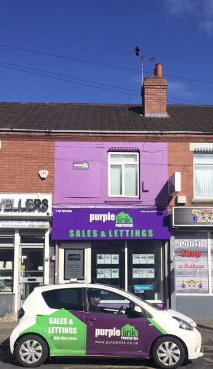 Purplelink Properties, Coventrybranch details