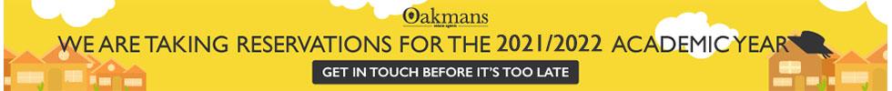 Get brand editions for Oakmans Estate Agents, Birmingham