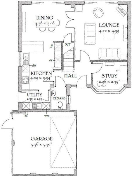 redrow house floor plans house design plans