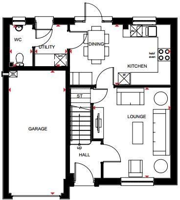 Invercauld ground floor