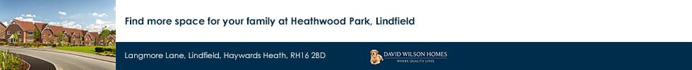 David Wilson Southern Counties, Heathwood Park