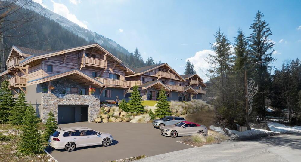 new Apartment in Morzine, Haute-Savoie...