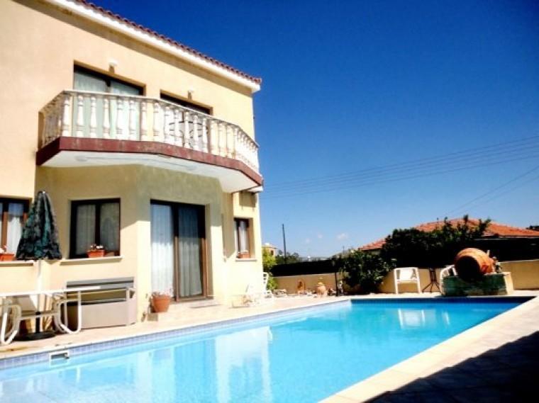 3 bedroom Villa for sale in Paphos, Giolou