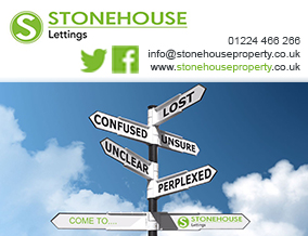 Get brand editions for Stonehouse Lettings, Kemnay