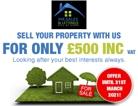 Get brand editions for Mr Sales and Lettings, Reading