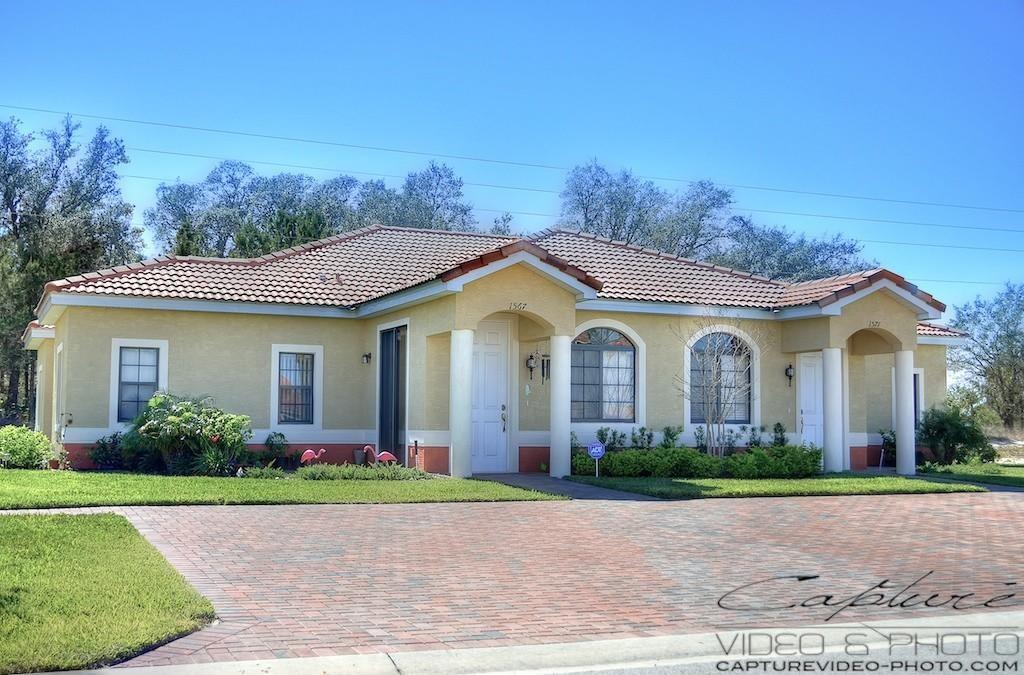 new home in Florida, Osceola County...