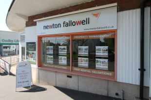 Newton Fallowell, Oadby, Leicester, LE2branch details