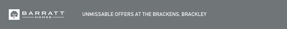 Get brand editions for Barratt Homes, The Brackens