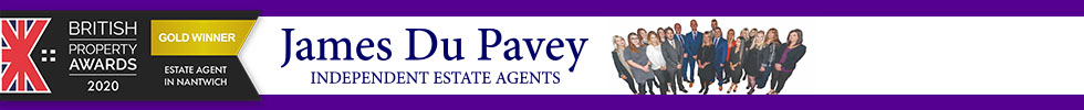 Get brand editions for James Du Pavey, Nantwich
