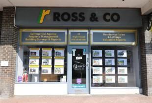 Ross & Co, Hailshambranch details