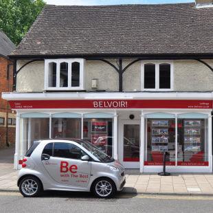 Belvoir Sales, Hitchinbranch details