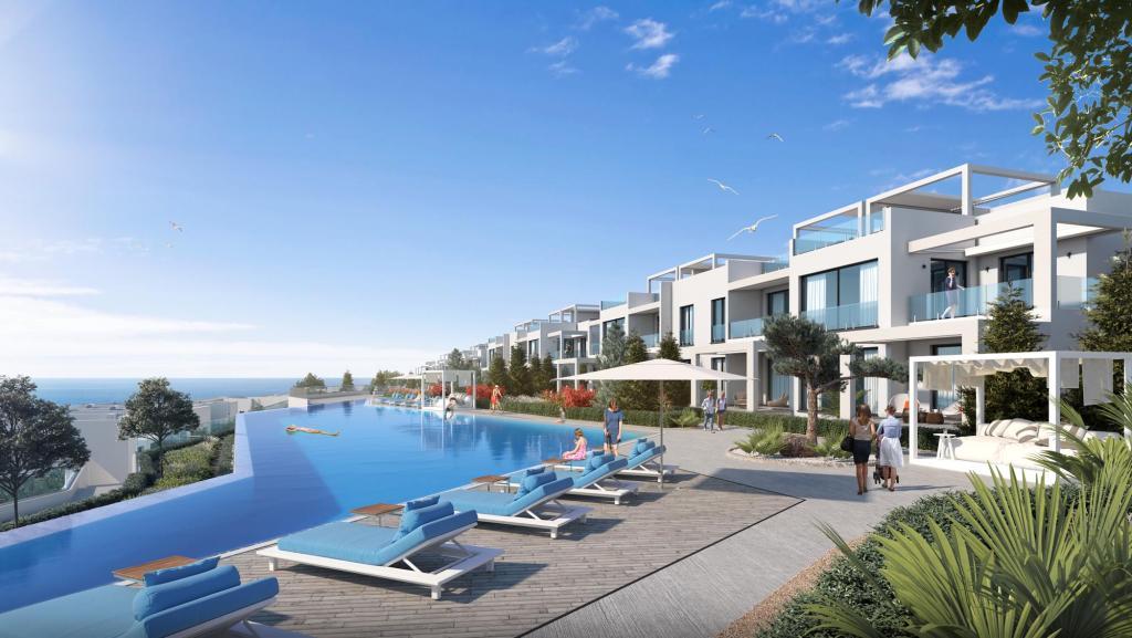 3 bedroom new Apartment in Kyrenia/Girne, Esentepe