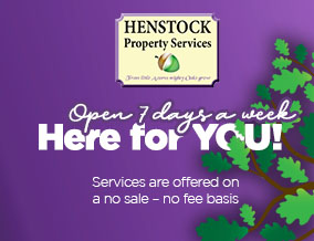 Get brand editions for Henstock Property Services, Middleton