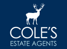 Cole's Estate Agents, Forest Row logo