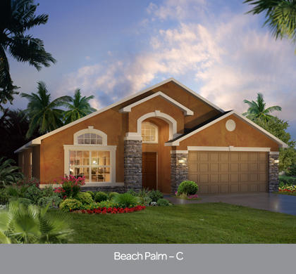 4 bed new property in Florida, Orange County...