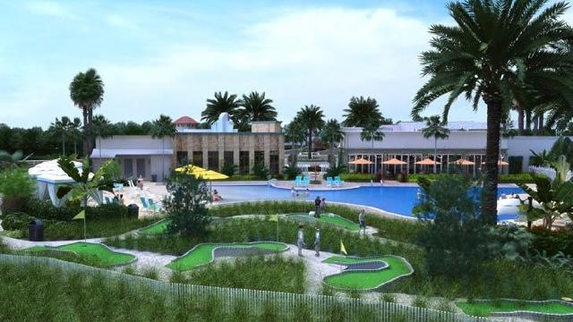 4 bed new development in Florida, Osceola County...