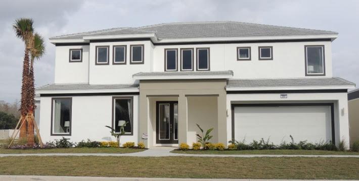 Lovely New Development In Florida, Osceola County.