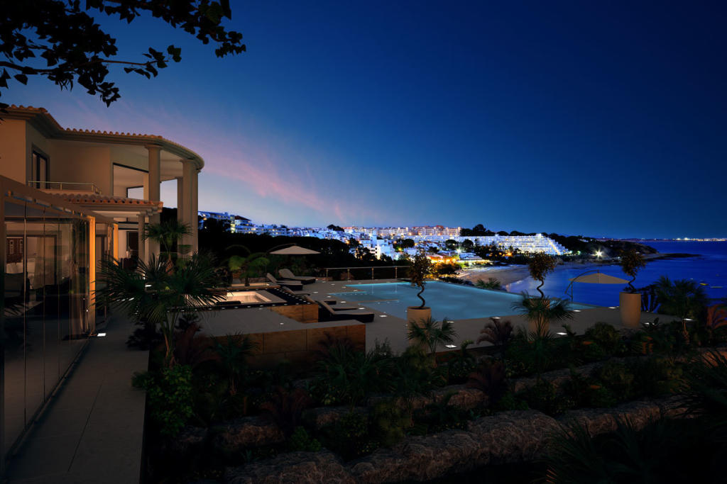 6 bed Villa in Algarve, Albufeira