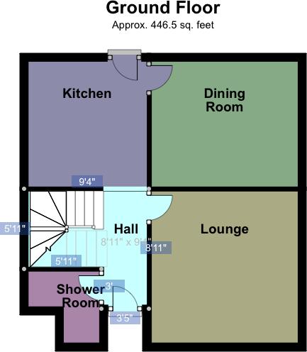 Floor Plan GF