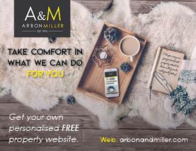 Get brand editions for Arbon & Miller, Barkingside